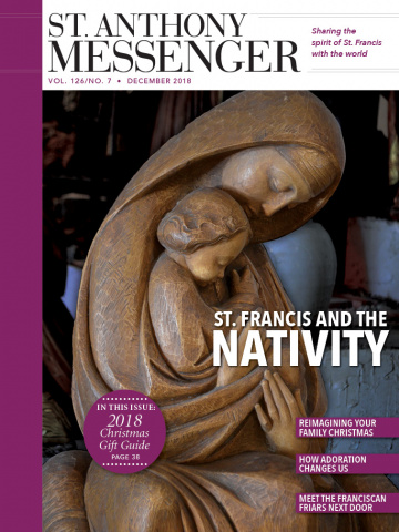 December 2018 St. Anthony Messenger
